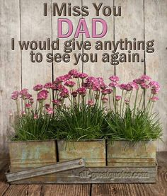 Miss you dad.