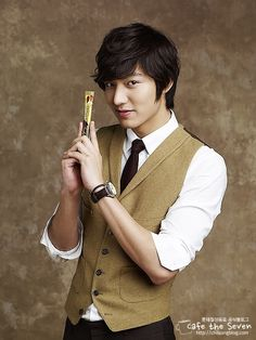 Lee Min Ho for Cantata ...