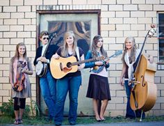 Blue Rain - Silver Dollar City's 2011 Youth In Bluegrass Band Champions