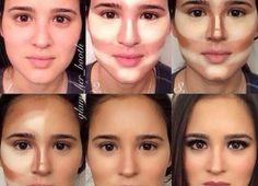 Makyajda Aydınlatma Ve Gölgelendirme Nasıl Yapılır? | Türkiye'nin Kadınlar Blogu