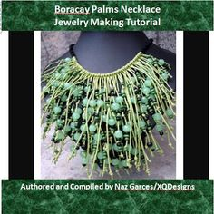 Lots of Free Jewelry Making Tutorials & Lessons: Featured Teacher: Naz Garces, a Born Jewelry Artist