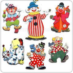 Αποτέλεσμα εικόνας για gif carnival and clowns on pinterest
