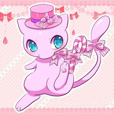 Mew <3 from pokemon