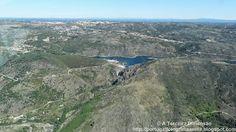 A Terceira Dimensão - Fotografia Aérea: Barragem do Caldeirão