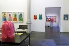 Exposition Dani Umpi à la galerie Xippas Montevideo jusqu'au 30 août 2013 Montevideo, 2013, December, Gallery Wall, Home Decor, Art, Wall Galleries, Radiation Exposure, Decoration Home