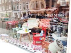 All the luck in the world, concept store, Gerard Doustraat 86 Amsterdam