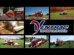 Ventrac Compact Tractors 2013