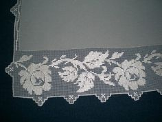 Crochet Placemats, Cross Stitch Freebies, Screen Shot, Curtains, Decor, Dish Towels, Diy And Crafts, Graph Crochet, Doilies