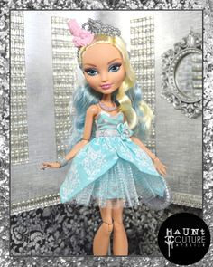 Hey, I found this really awesome Etsy listing at https://www.etsy.com/listing/232763178/fairytale-doll-happily-ever-after-royal