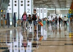 The number of flights from Changi Airport, which handled a record 58.7 million passengers in 2016, is expected to in 2017.