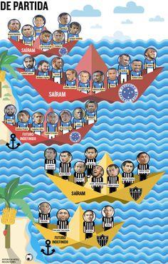 A temporada regular do futebol brasileiro começa e um assunto é recorrente   quem sai e a5cb54be63574