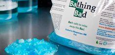 Bathing Bad – Sales de baño de Breaking Bad http://www.cosasparatios.com/2013/07/04/bathing-bad-sales-de-bano-de-breaking-bad/ #BreakingBad