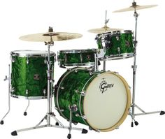Gretsch Drums Catalina Club Jazz 4 Piece Drum Shell Pack