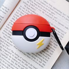 Poké Ball Pocket Monsters Cartoon cute soft silicone case Airpods Case Earphones Headphone Stand Phone Cases Cover Clear Apple Airpod Pro Airpod Pro, Marketing And Advertising, Monsters, Phone Cases, Apple, Cartoon, Pocket, Cover, Apple Fruit