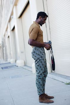 On the Street…..West Street, New York