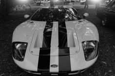 Ford GT Front, Vic, Australia. March, 2014