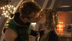 Chloe Sullivan & Oliver Queen - Smallville
