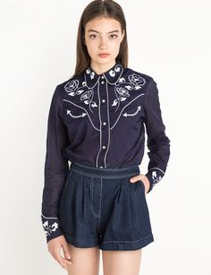 Alice McCall Cotton Eyed Jo Shirt