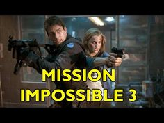 Movie Spoiler Alerts - Mission Impossible 3 (2006) - YouTube