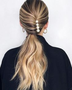 33 Creative and Beautiful Wedding Hairstyles Ideas wedding hairstyle Hairstyles Ideas hairstyle hair, Hair Styles Ponytail Hairstyles, Wedding Hairstyles, Cool Hairstyles, Ponytail Ideas, Party Hairstyles, Dance Hairstyles, Hairstyles Videos, Hairdos, Short Hairstyles