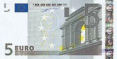 """""""Ik kan geld noteren als bijvoorbeeld € 3,50 en gepast betalen tot 10 euro."""""""