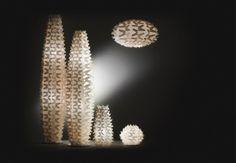 גוף תאורה בהשראת קקטוסים. לייטהאוס.