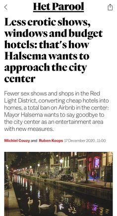 Red Light District, Cheap Hotels, Amsterdam, Erotic, Budgeting, Sayings, News, City, Lyrics