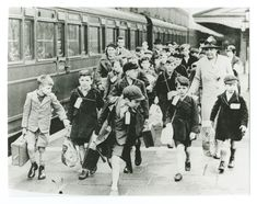 Children of the wartime evacuation Millions of British city children were evacuated to safer places during the second world war.