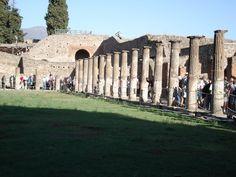 Hectic in Pompeii