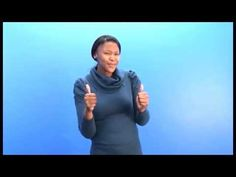 """How to ask """"How are you"""" in SASL Asl Sign Language, Asl Signs, African, Learning, Studying, Teaching, Onderwijs"""
