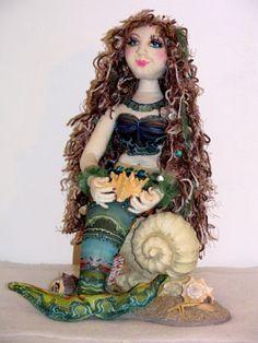 Art doll...
