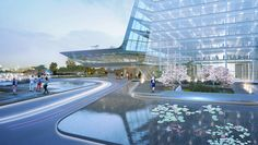 Pininfarina's First Architectural Project in China
