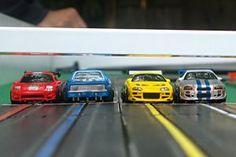Racer slot cars