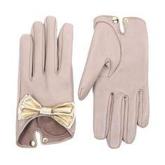 guantes!