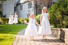 An Urban Garden Wedding in Toronto, Ontario | Weddingbells