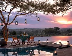Four Seasons Safari Lodge Serengeti.