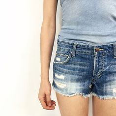 How to make cutoff denim jean shorts at home—this step-by-step guide shows you exactly what to do.