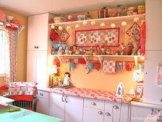 My ironing center | Flickr - Photo Sharing!