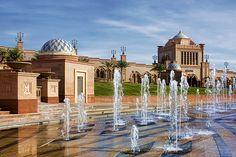 Emirates Palace (Abu Dhabi, United Arab Emirates)