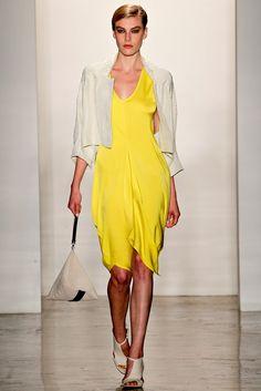 Zero + Maria Cornejo Spring 2012 Ready-to-Wear Collection Photos - Vogue