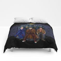 The best regeneration of Doctor who COMFORTERS #comforters #bedroom #room #home #homedecor #davidtennant #10th #doctor #fog #mist #doctorwho #tardis #dalek #11thdoctor #12thdoctor #mattsmith #thetenthdoctor #eleventhdoctor #halloween