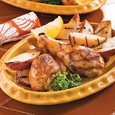 Pilons de poulet piquants à la portugaise - Recettes - Cuisine et nutrition - Pratico Pratique
