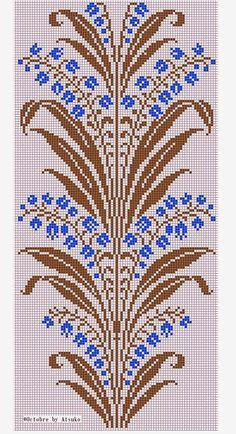 Cross Stitch Bookmarks, Cross Stitch Love, Cross Stitch Borders, Cross Stitch Flowers, Cross Stitch Designs, Cross Stitching, Cross Stitch Patterns, Diy Embroidery, Cross Stitch Embroidery