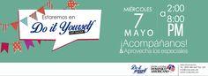Portada de Facebook para los participantes del Do it Yourself, Art bazar