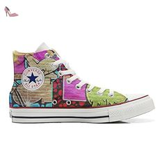 Make Your Shoes Converse Customized Adulte - chaussures coutume (produit artisanal) Summer Paisley size 37 EU i1nNeZy