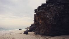 Huge rock formation on Gansbaai beach South Africa (40962304) [OC] #reddit