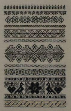 blackwork sampler