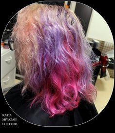 Katia Miyazaki Coiffeur - Salão de Beleza em Floripa: cabelo colorido - Salão de Beleza Alternativo no C...