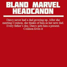 Darcy Lewis, Phil Coulson