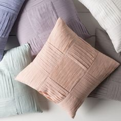 Surya Gilmore Salmon Decorative Pillow #laylagrayce